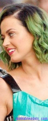 lime green hair4
