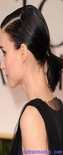 short bob ponytail2