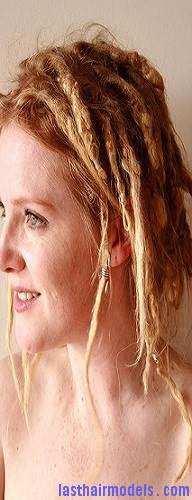short synthetic dreads4