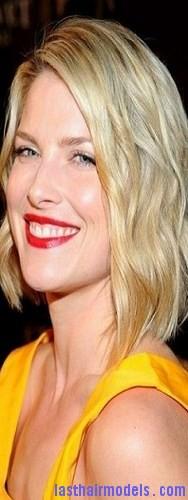 uneven blond hair6