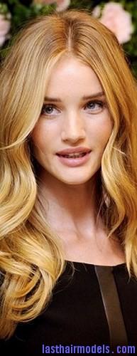 perm straight hair