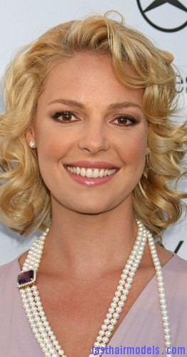 Pin Curling Wigs 96