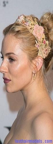 renaissance floral headband8