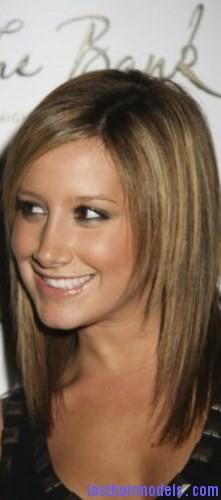 V Shape Straight Hair4 Last Hair Models Hair Styles
