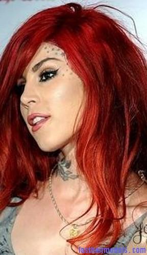 black red hair2