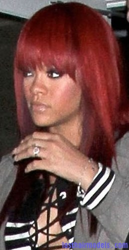 black red hair8
