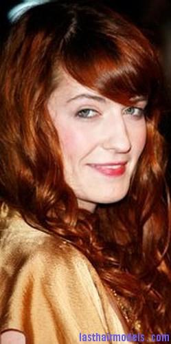 bleach red hair3