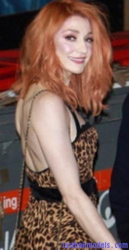 bleach red hair7