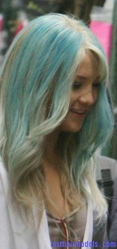 blue hair color7