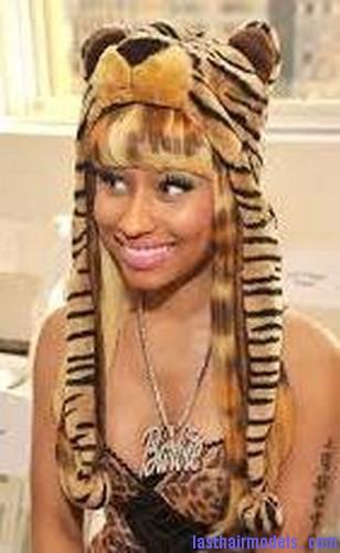 leopard print hair8