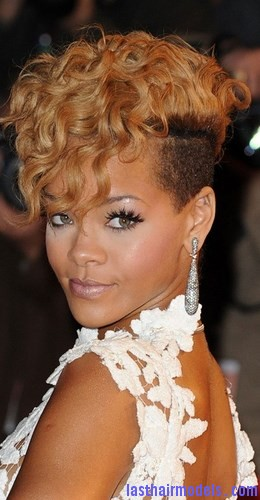 Last Hair Models , Hair Styles | Quick Weave Hair Mohawk