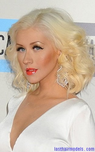 white hair2