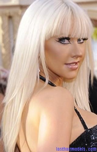 white hair7
