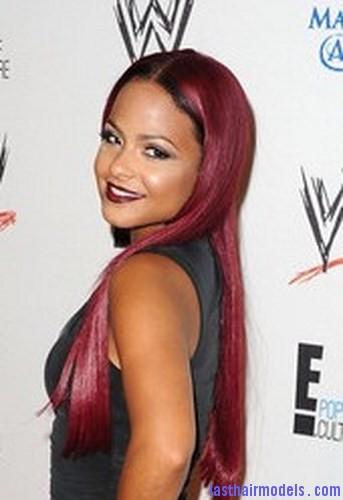 burgundy hair4