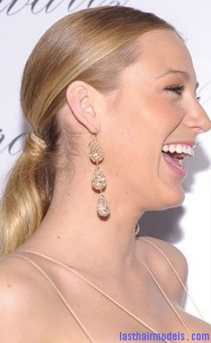 gelled ponytail5