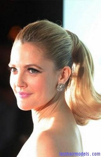 gelled ponytail6
