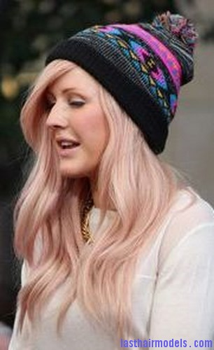 tinted hair shine2