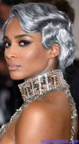 gray afro hair2
