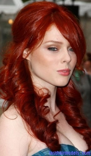 red hair color5